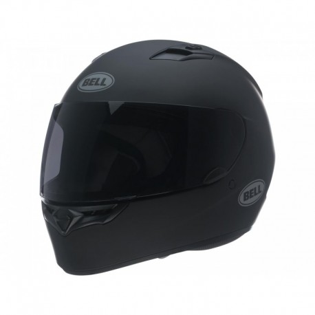 CASQUE BELL QUALIFIER SOLID BLACK MAT