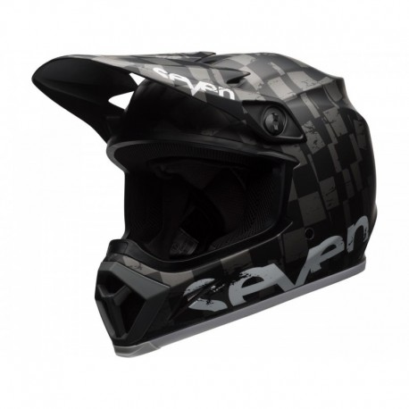 CASQUE BELL MX-9 MIPS SEVEN CHECKMATE