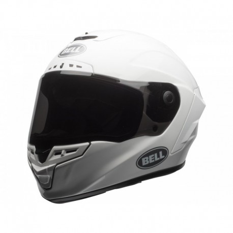 CASQUE BELL STAR MIPS SOLID BLANC