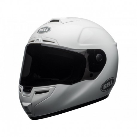 CASQUE BELL SRT SOLID BLANC