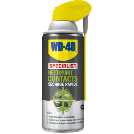 NETTOYANT CONTACTS WD-40 400ML
