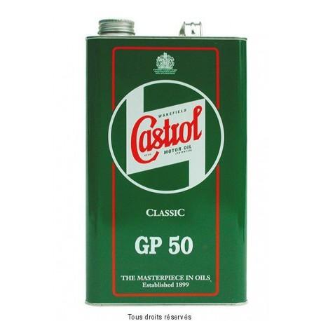 HUILE 4T GP50 MINERALE CLASSIC CASTROL 1L