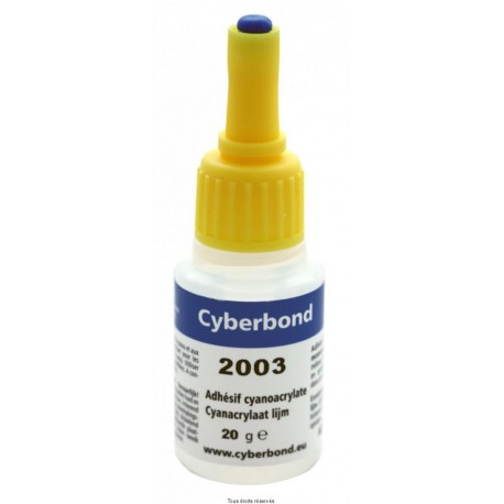 COLLE EXTRA FORTE CYBERBOND 10GR