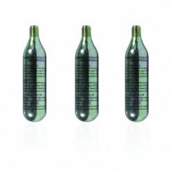 3 BOMBONNES DE GAZ POUR KIT TUBELESS