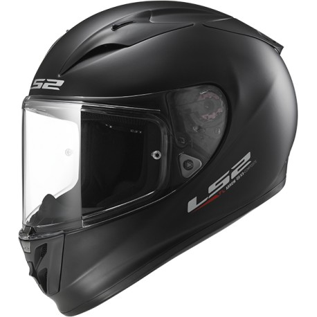 CASQUE LS2 FF323 ARROW R EVO MATT BLACK