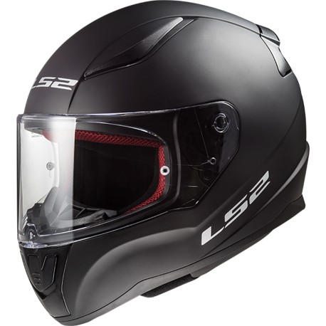 CASQUE LS2 FF353 RAPID SINGLE MONO MATT BLACK