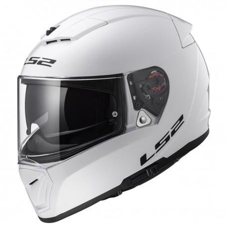 CASQUE LS2 FF390 BREAKER GLOSS WHITE