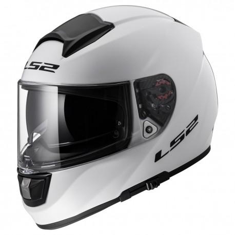 CASQUE LS2 FF397 VECTOR FT2 GLOSS WHITE