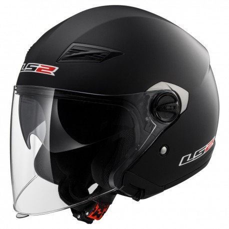 CASQUE LS2 OF569 TRACK MATT BLACK