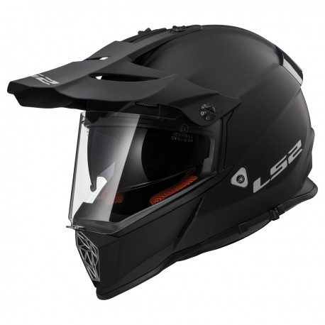 CASQUE LS2 MX436 PIONEER MATT BLACK